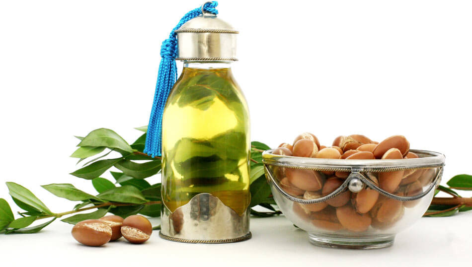Argan duts and oil