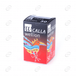 Wellion Calla тест ленти