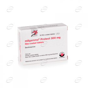 МИЛГАММА ПРОТЕКТ 300 мг