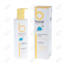 Barral Baby Protect  хидратиращ крем
