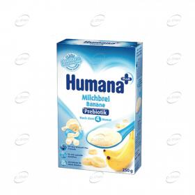 Humana с пребиотик и банан