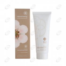 NATURAL BEING Manuka Hand and Body Cream