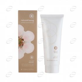 NATURAL BEING Manuka Cleanser - нормална към суха кожа