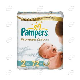 Pampers Premium Care №2