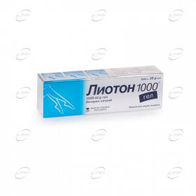 Лиотон 1000 Гел