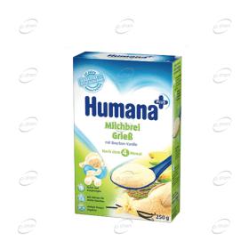 Humana с грис и бурбонска ванилия