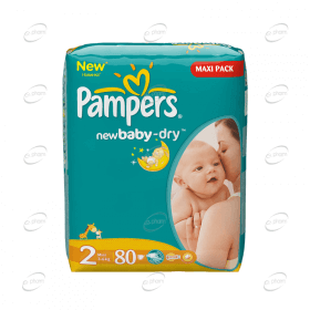 Pampers New baby-dry №2