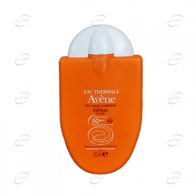 АВЕН RÉFLEXE SOLAIRE SPF 50+ Dry-touch текстура