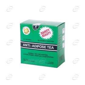 Китайски билков чай за отслабване
