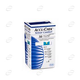Accu-Chek ® Sensor тест ленти