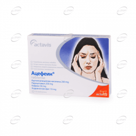 Ацефеин