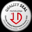 Печат за качество от Немската Лига по Хипертония (DHL)